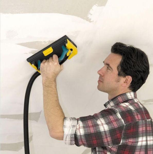 Как и чем шкурить стены после шпаклевки