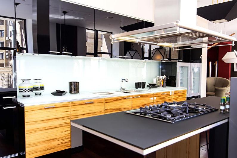 Современные угловые кухни 2020 года, новинки дизайна, фото