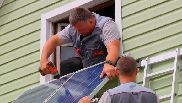 Дешёвая энергия: солнечная батарея своими руками