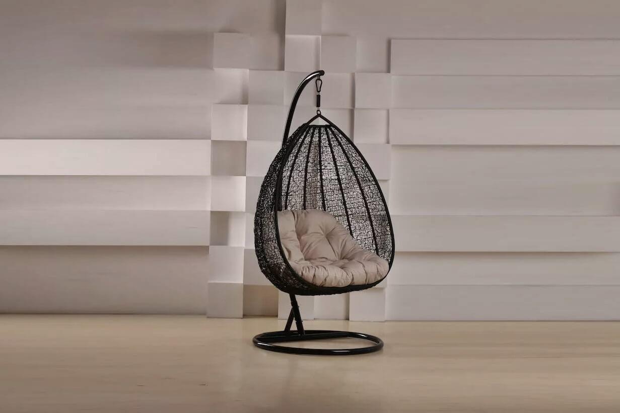 Кресло яйцо egg chair  designed by arne jacobsen  in 1958