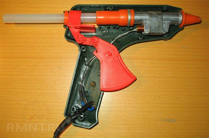 Как пользоваться горячим клеевым пистолетом?
