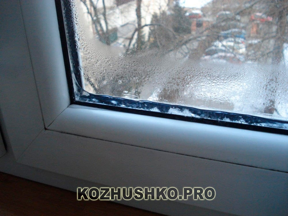 Пластиковые окна «плачут»: причины, устранение, рекомендации