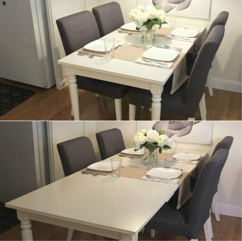 икеа столы и стулья для кухни