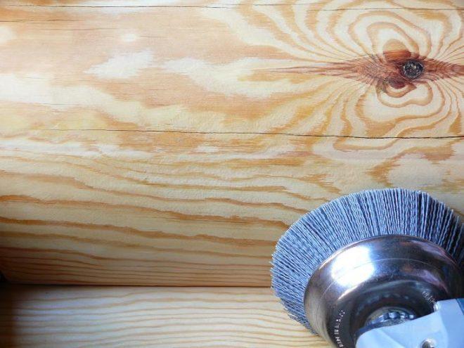 как убрать лак с деревянной поверхности