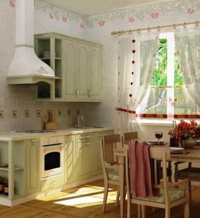 Сиреневая кухня: особенности дизайна интерьера, сочетание фиолетового оттенка с другими цветами