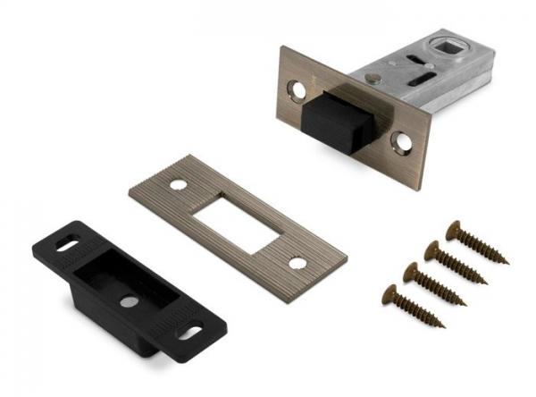 Врезка магнитного замка в межкомнатную дверь своими руками – детальная инструкция
