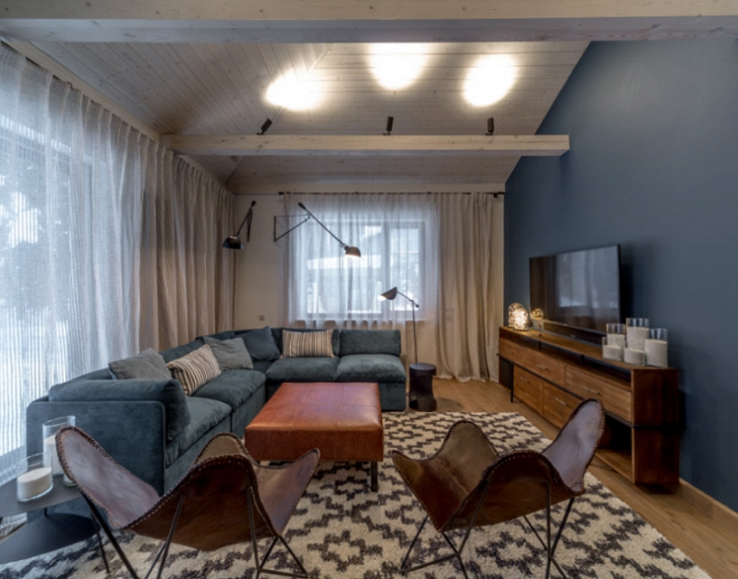 Информация об интернет-магазине дизайнерской мебели cosmorelax.ru