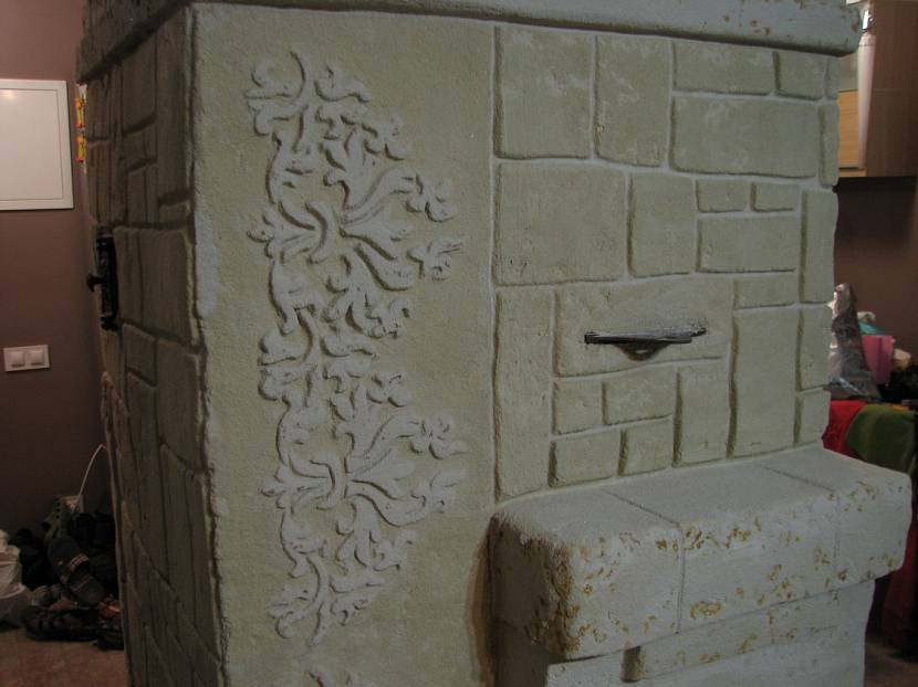 Как приготовить глину для кладки печи: пропорции песка в растворе