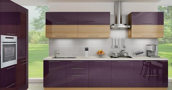 Кухни из пластика: плюсы и минусы, дизайн фасадов, фото в интерьере