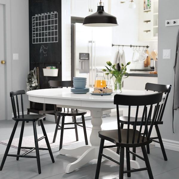 Кухонные столы икеа: какие существуют модели и чем они отличаются?