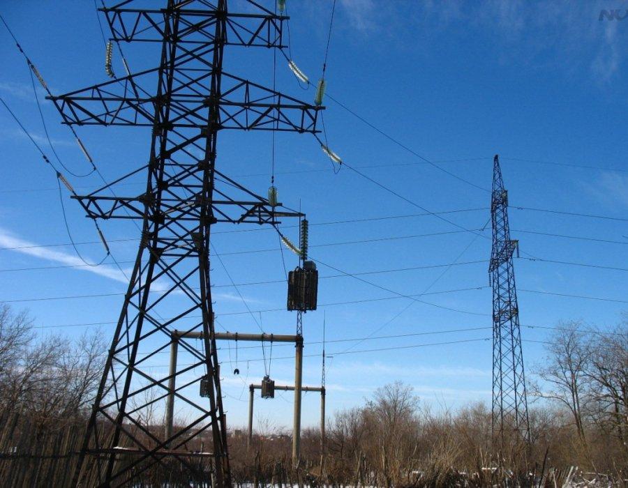 расстояние между столбами линии электропередач
