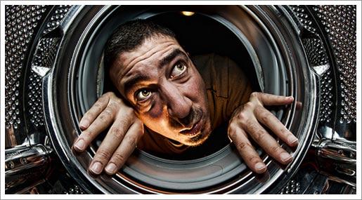 барабан от стиральной машины поделки