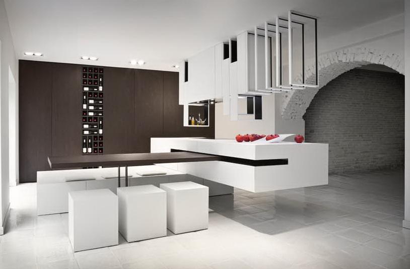 Как выбрать выдвижные столы для кухни — vsyakuhnya.ru