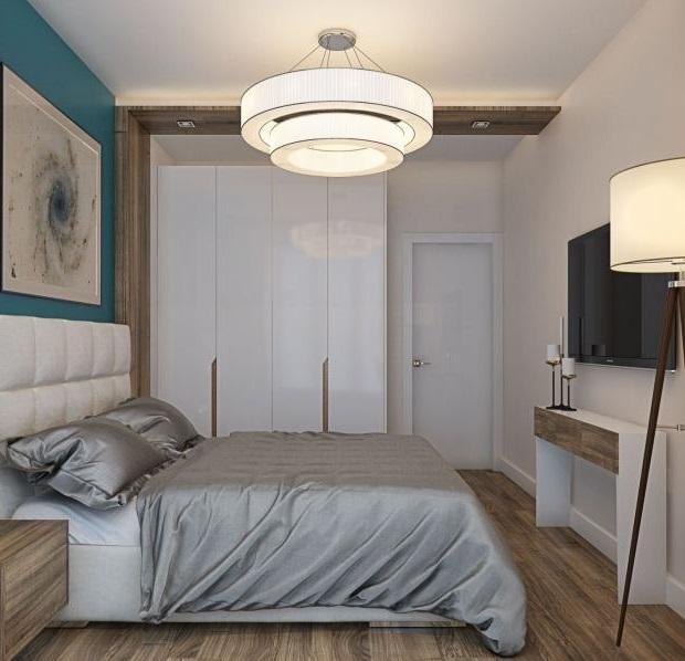 дизайн комнаты лофт