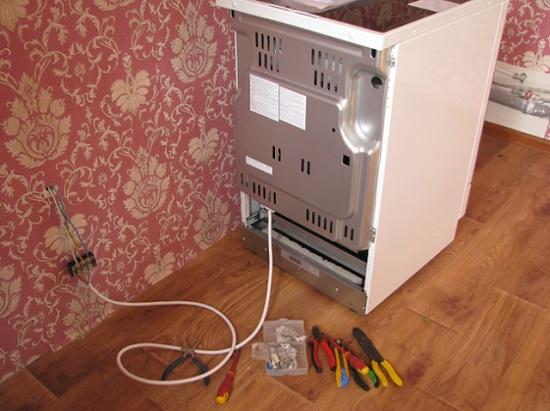 Кабель для электрической плиты: особенности подключения и заземления плиты