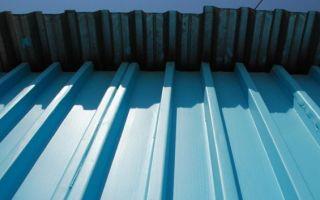 Покраска крыши: резиновая краска для оцинкованной и металлической поверхности, продукция для кровли из металла, варианты для работы по ржавчине