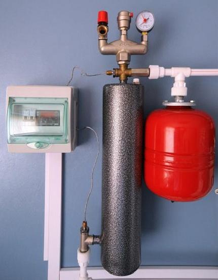 отопление в частном доме электричеством