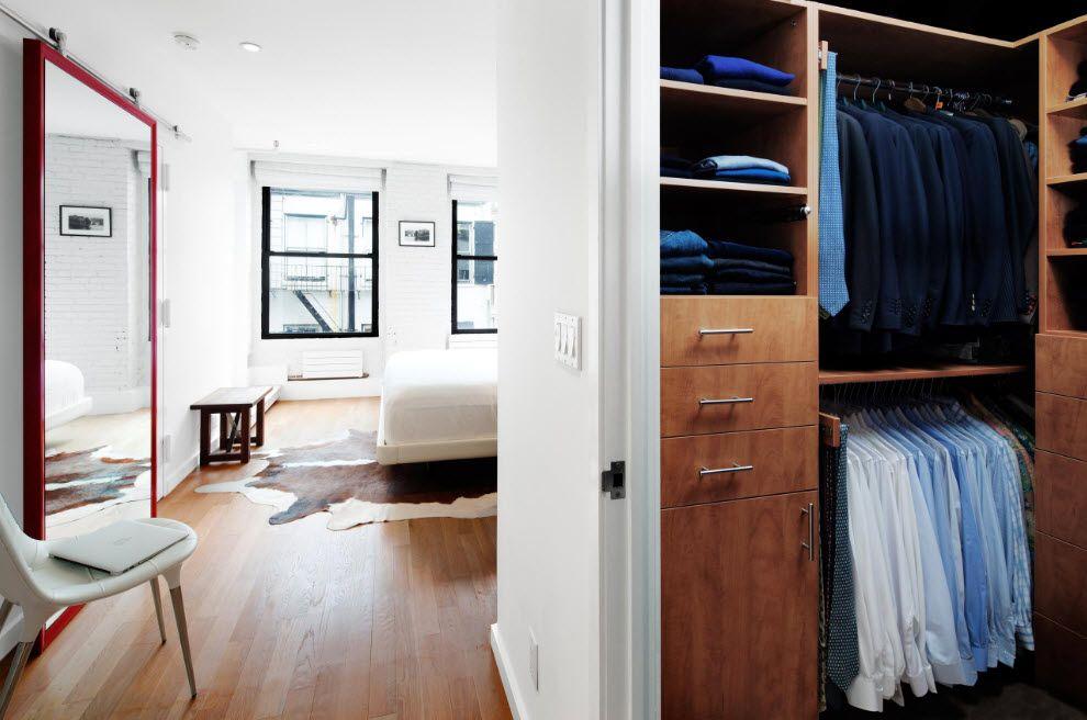 Угловой шкаф в спальню (100 фото): модульная мебель для спальни с угловым шкафом и дизайн спальни
