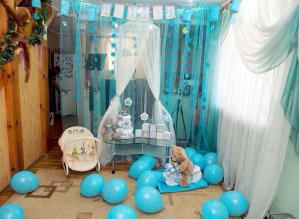 Как оформить детский день рождения: топ-10 идей + 70 фото