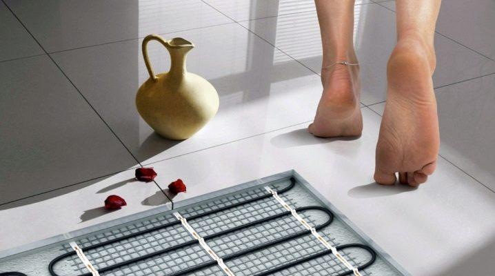 Теплые полы под плитку: какой лучше, отзывы