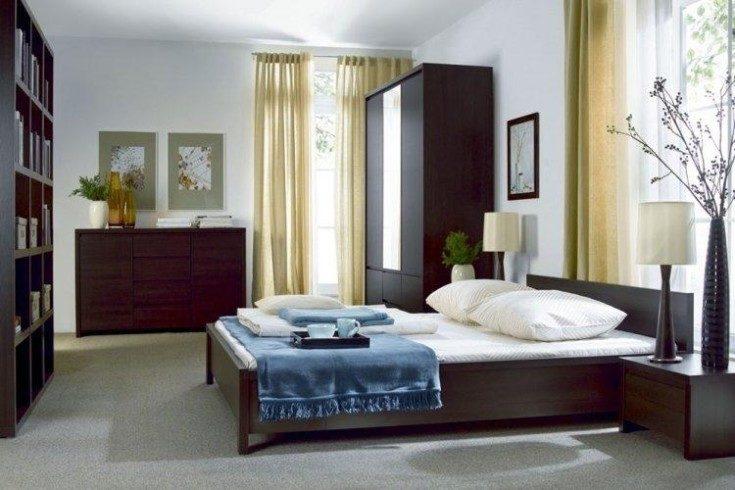 Какой цвет выбрать для спальни: рекомендации психологов, как на выбор цветовой гаммы, влияют расположение комнаты и её размер.