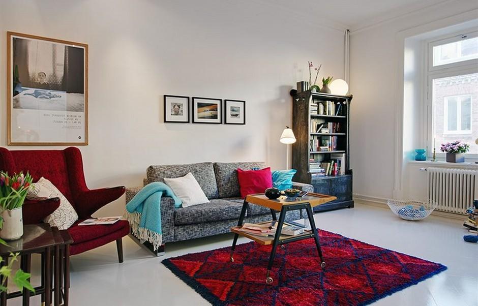 Разновидности ковров (106 фото): напольные плетеные паласы в интерьере, вышитые модели в дом