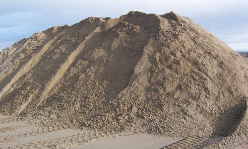 из чего сделан песок