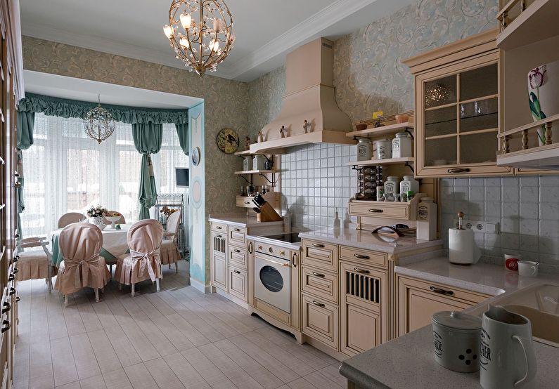 Создаем кухню в стиле прованс с нуля - сам себе мастер - медиаплатформа миртесен