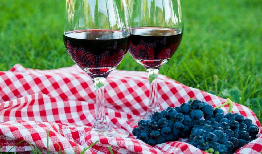 вино из отжимок винограда