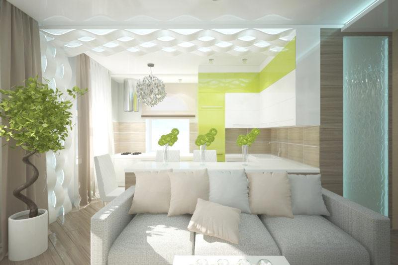 кухонные стеновые панели