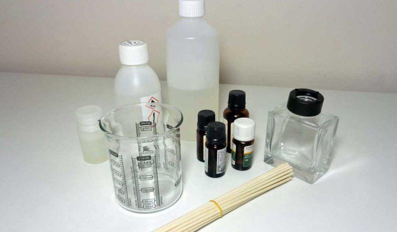 Натуральные ароматизаторы для дома, авто - диффузоры своими руками