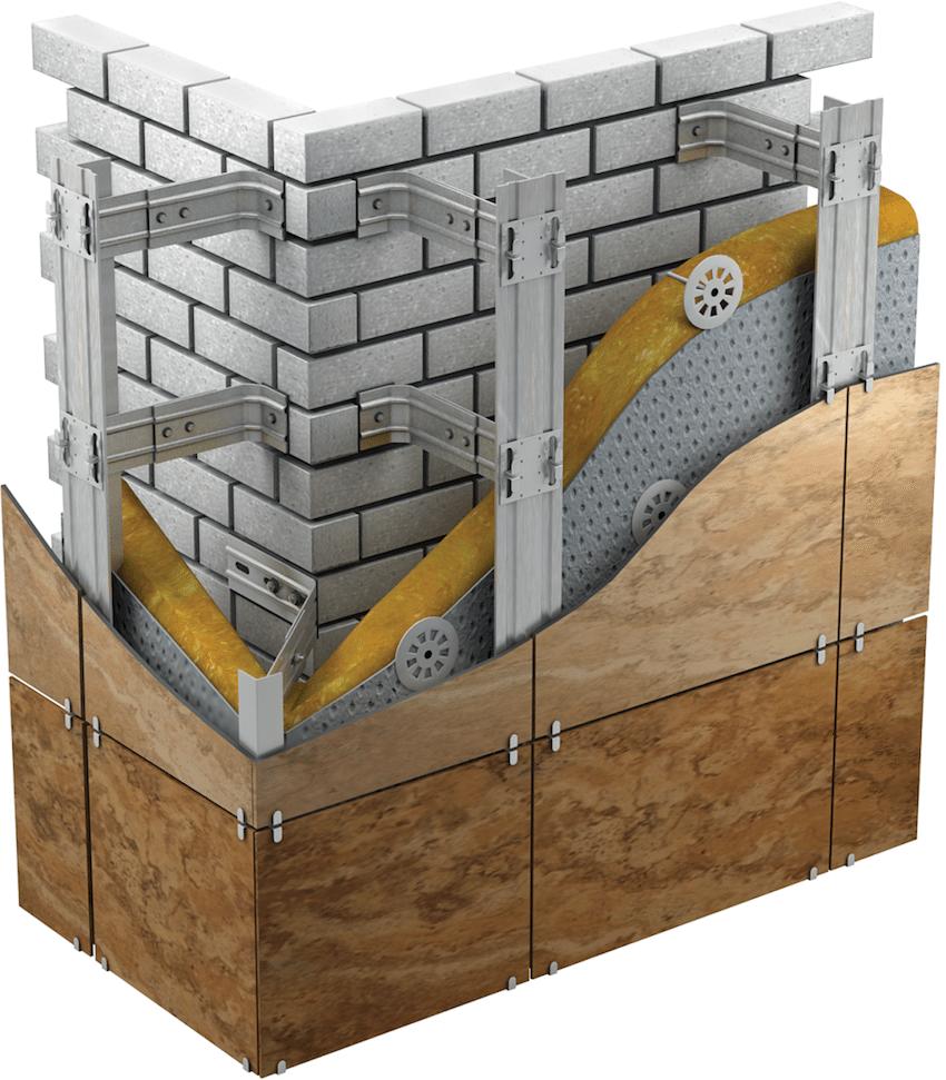 панели стеновые наружные