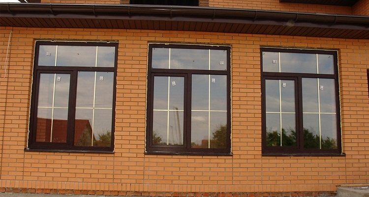 красивые большие окна