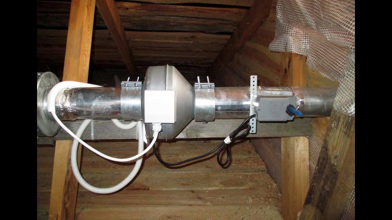 Что такое приточная вентиляция в квартире