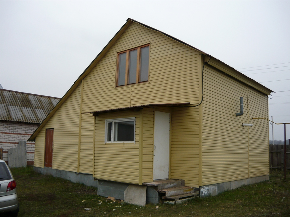 самый недорогой дом
