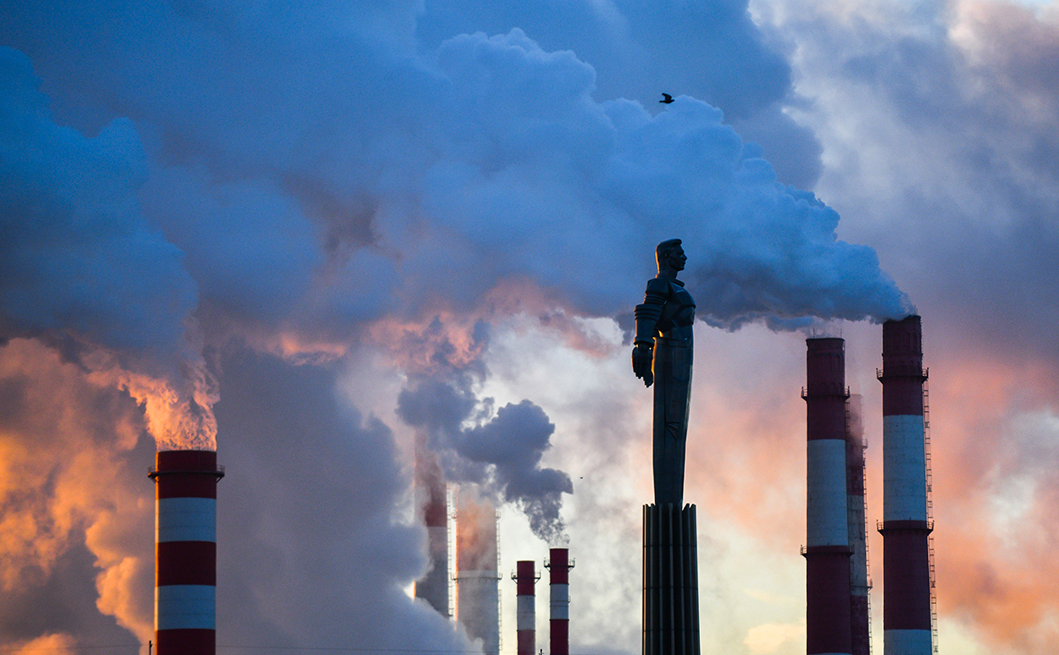 Как охраняют воздух от загрязнения?