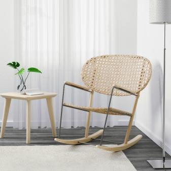 Кресла-качалки в икеа (20 реальных фото): цены, отзывы, обзор поэнг и других серий из каталога