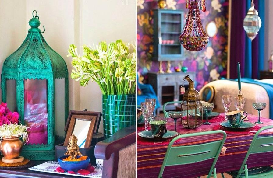 Индийский стиль в интерьере дома и квартиры. обзор и фото