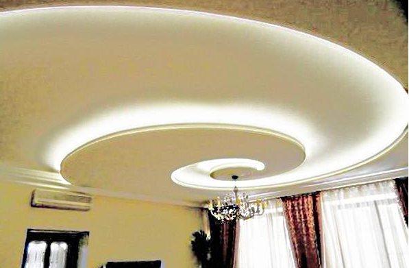 Парящий натяжной потолок: особенности конструкций и 95+ ультрасовременных реализаций для вашего дома (2019)