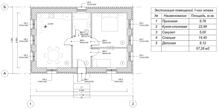 Планировка дома 12 на 12: 130 фото идей и примеров планировок для одноэтажных домов