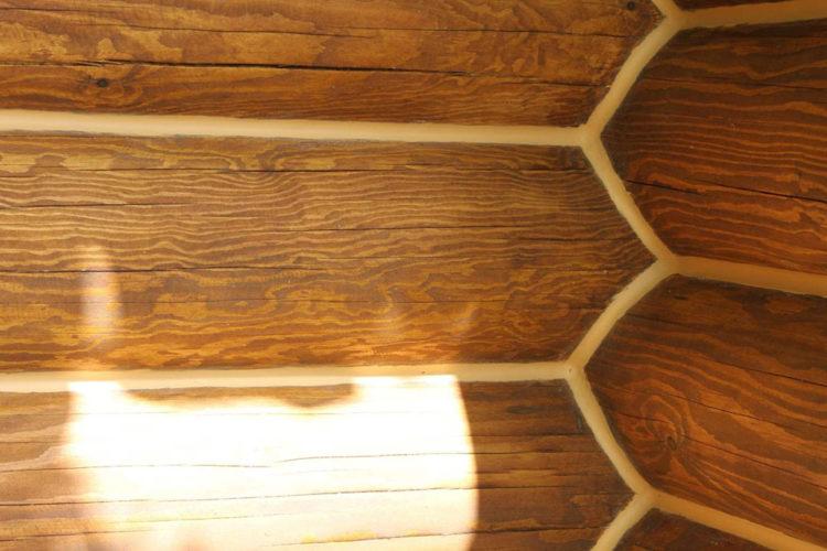 герметик для бревенчатого дома