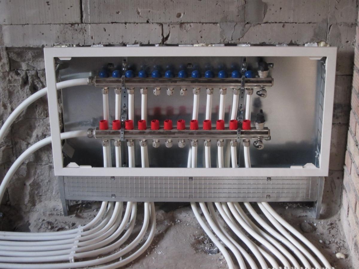 как правильно сделать отопление в частном доме