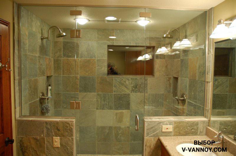 Отделка кафелем в ванной комнате: 175+ (фото) вариантов дизайна