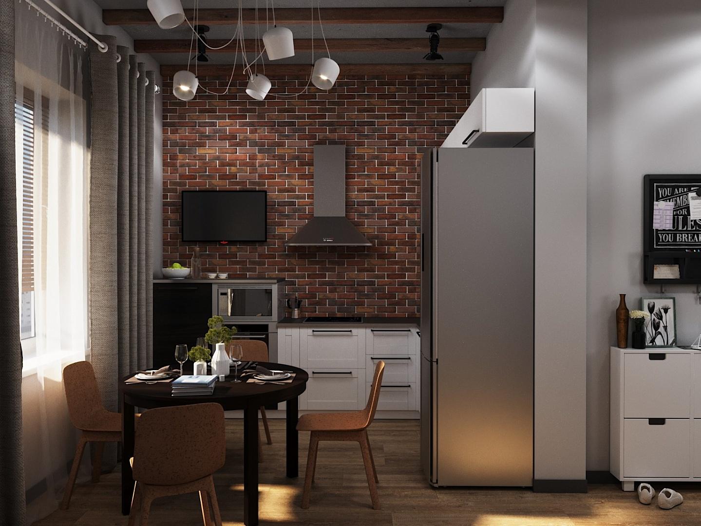Дизайн в стиле лофт: 215+ (фото) смелых интерьеров со вкусом