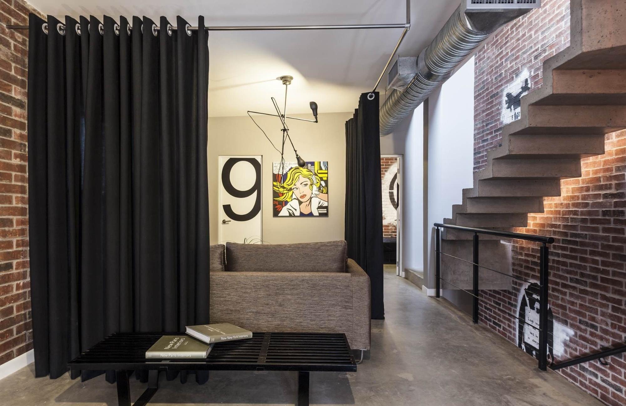 Декоративные перегородки в комнате: виды, материалы, формы, дизайн, оригинальные идеи
