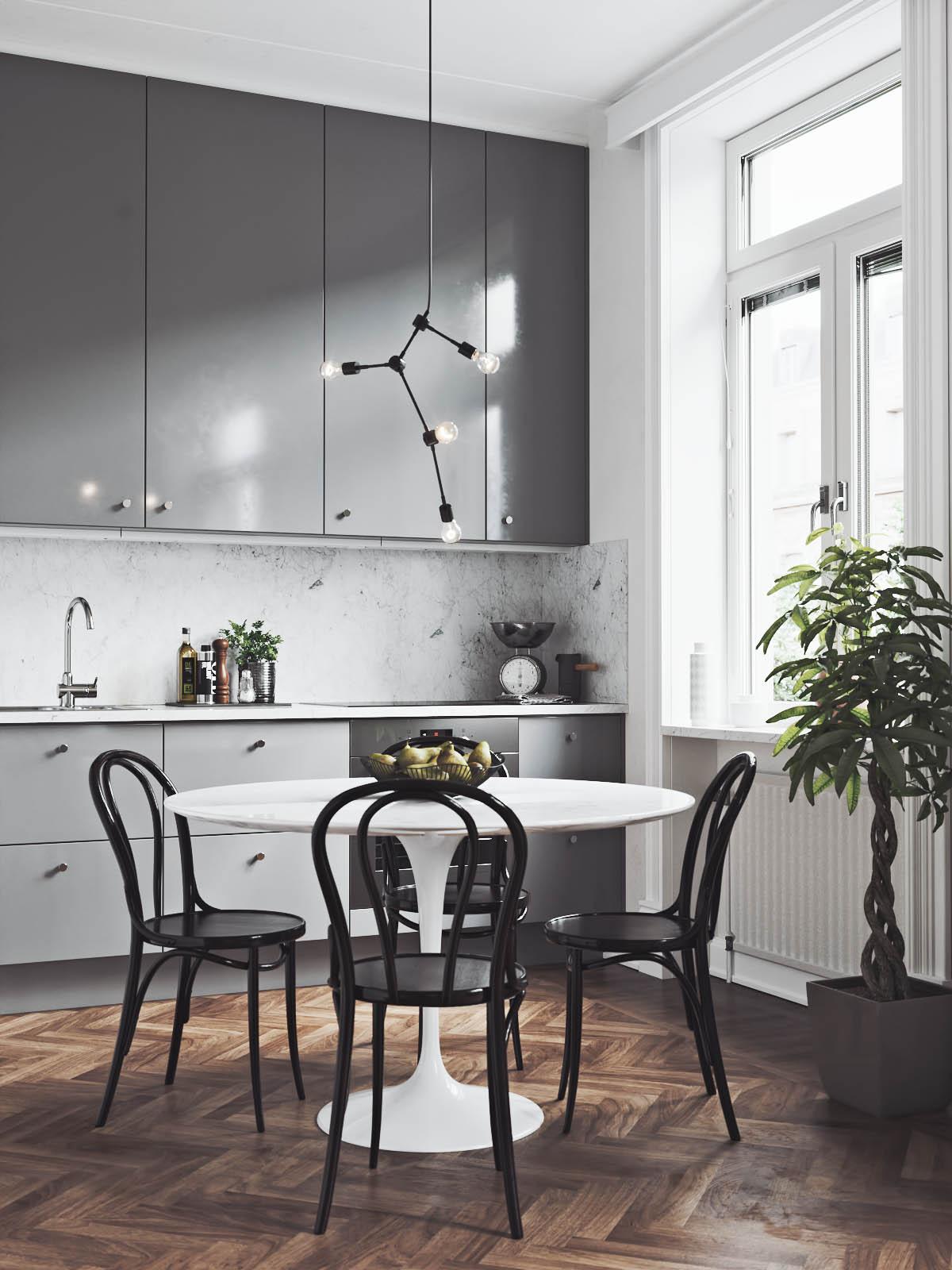Угловые кухни в 2019-2020 (50 фото): дизайн, новинки, современные идеи маленьких и больших интерьеров
