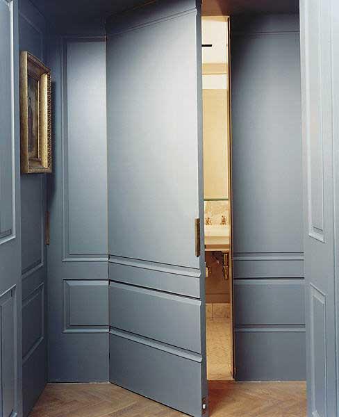 Скрытая дверь - современное дизайнерское решение (45 фото): межкомнатные модели-невидимки с коробкой в стене, варианты под покраску с алюминиевым коробом