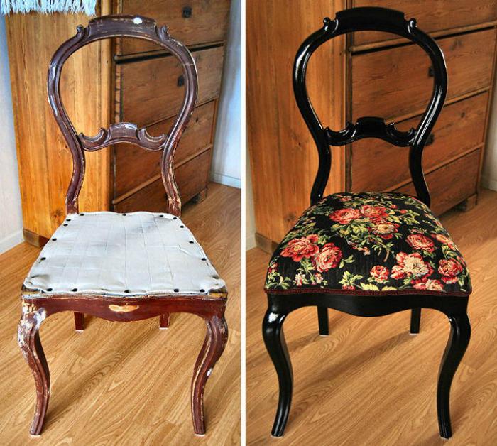 Реставрация старой мебели доступные методы, пошаговая инструкция