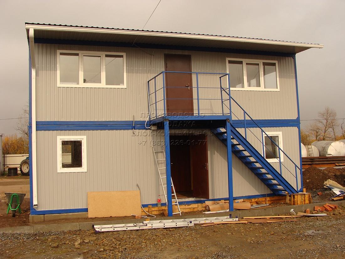 Проекты жилых домов из сухогрузных контейнеров, особенности строительства
