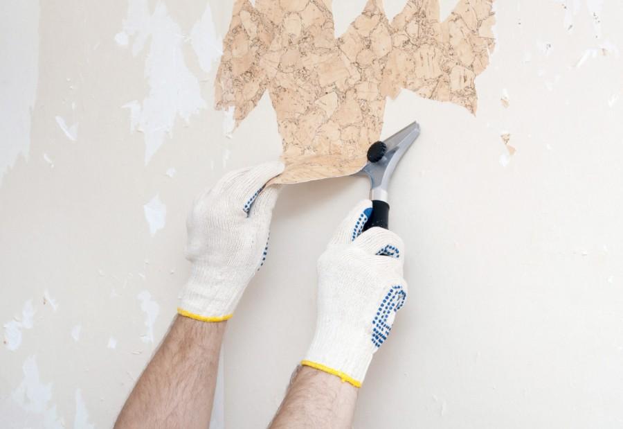 как правильно подготовить стены к поклейке обоев